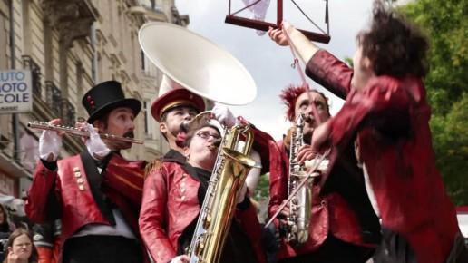 L'Art en boîte Nantes - Captation de spectacles