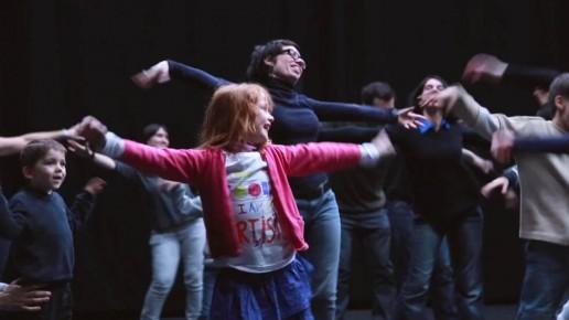 Captation vidéo du spectacle : L'Art en boîte - Nantes