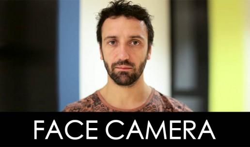 Christophe Garcia - Face caméra - L'Art en boîte