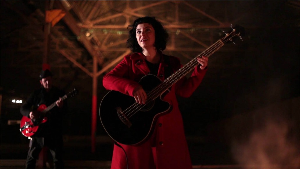 Session acoustique - Lili Cros & Thierry Chazelle -
