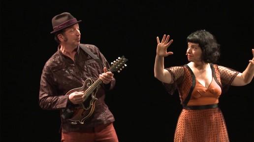 Lili Cros et Thierry Chazelle, Peau neuve, Teaser vidéo du nouveau spectacle