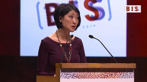 Fleur Pélerin - ministre de la culture - BIS 2016