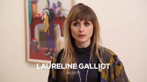 Laureliner Galliot CNAP estampe numerique
