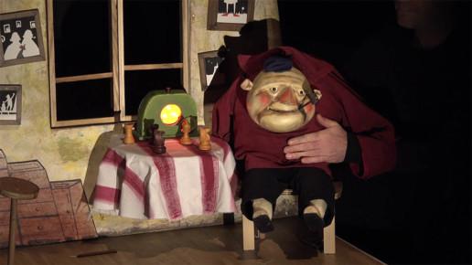 Teaser vidéo spectacle de marionnettes